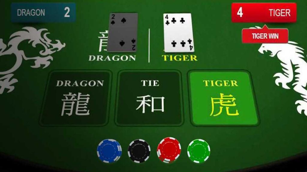 กติกาการเล่นเสทอมังกร ทำความรู้จักกับเกมไพ่เสือมังกร